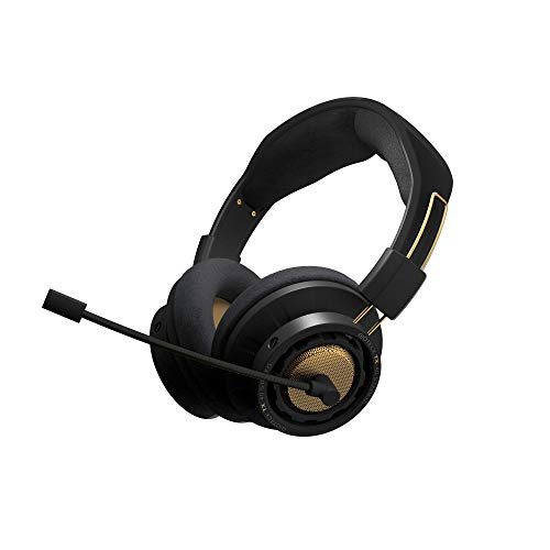 Gioteck - TX40 - Cascos Gaming, Cable Audio Jack 3,5 mm, Control de sonido, Driver 40 mm, Cascos con...