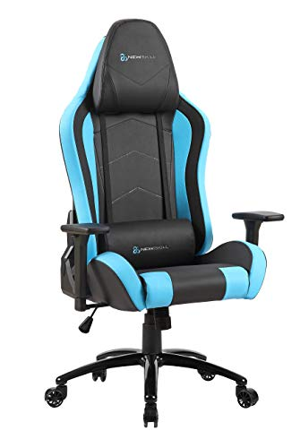 Newskill Takamikura - Silla gaming profesional (inclinación y altura regulable, reposabrazos...