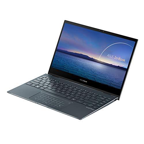 ASUS ZenBook Flip 13 UX363JA-EM189T - Portátil convertible 13.3' FullHD (Intel Core i5-1035G4, 16GB...