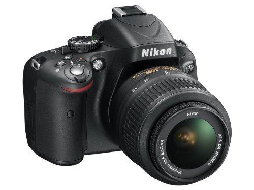 Nikon D5100 - Cámara réflex digital de 16.2 Mp (pantalla articulada 3', estabilizador óptico,...