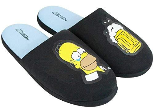 The Simpsons Homer Men's Slippers (41)