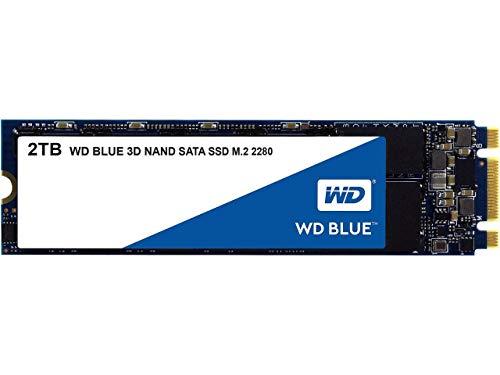 WD Blue 2 TB Disco de almacenamiento interno M.2 2280 SSD