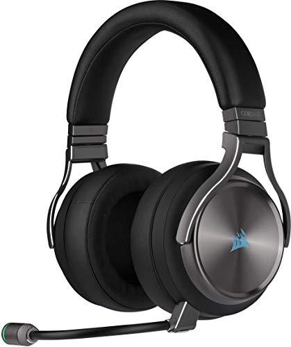 Corsair VIRTUOSO RGB WIRELESS SE, Auriculares para Juegos de Alta Fidelidad, Envolvente e Inmersivo...