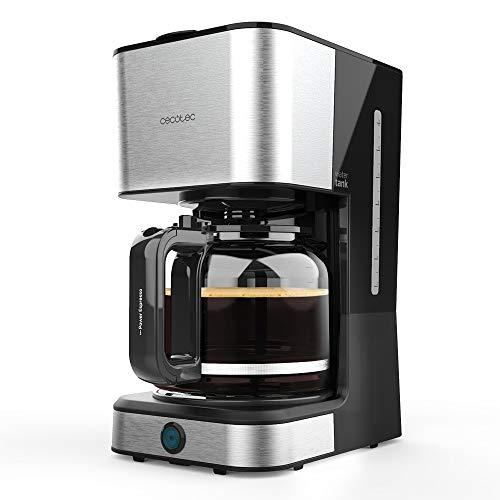 Cecotec Cafetera de Goteo Coffee 66 Heat. 950 W, Tecnología ExtemeAroma, Función Recalentar y...
