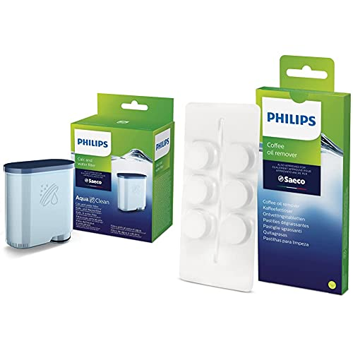 Philips Ca6903/10 Filtro De Agua Aquaclean Para Máquinas De Café Espresso Automáticas, Verde,...