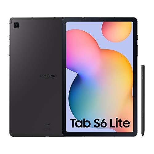 SAMSUNG Galaxy Tab S6 Lite - Tablet de 10.4\' (WiFi, Procesador Exynos 9611, RAM de 4GB,...
