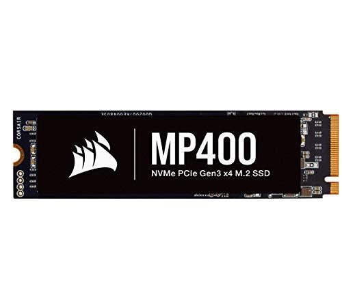 Corsair MP400 1TB Gen3 PCIe x4 NVMe M.2 SSD (Velocidades de Lectura Secuencial de hasta 3.400 MB/s y...
