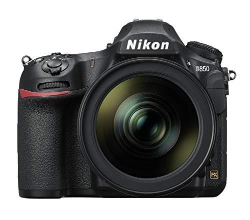 Nikon D850 SD1 - Cámara Digital de 45.7 MP (LCD de 3.2'', 4K UHD, 153 Puntos de Enfoque, 9 FPS)...