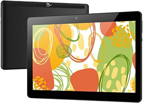 Deca Core Tablet de 10,1 Pulgadas Android 10.0, TYD-109 Tablet,4G LTE Dual SIM, 4 GB de RAM, 64 GB...