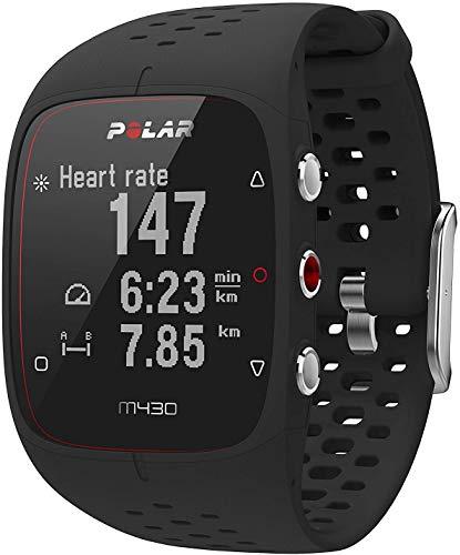 Polar M430 Reloj de Running con GPS y Frecuencia cardíaca en la muñeca - Multideporte - actividad...