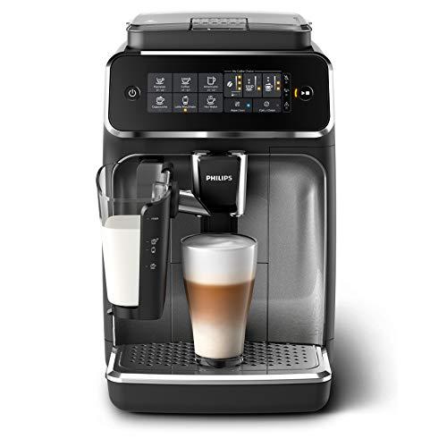 Philips EP3246/70 Serie 3200 - Cafetera super automática, 5 bebidas de café, jarra de leche...