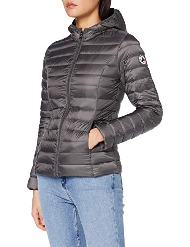 JOTT CLO down jacket cloe with long sleeve, Anthracite, XS para Mujer
