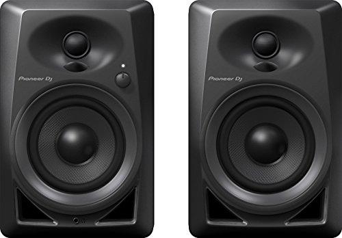Pioneer DJ DM-40 Monitores de estudio, negro