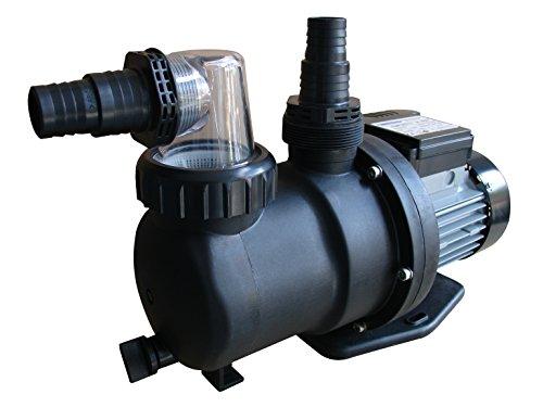 Gre PP076 - Bomba de filtración para Piscina, 550 W, 9.5 m3/h