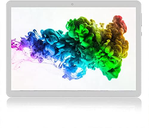 Tableta de 10 Pulgadas, 4 GB de RAM + 64 GB de ROM Android 10.0, Google GMS 3G, Tarjeta SIM Dual y...