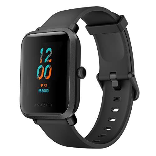 Amazfit Bip S Smartwatch 5ATM GPS GLONASS -Reloj inteligente con bluetooth y conectividad con...