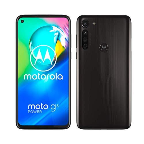 Motorola Moto G8 Power (Pantalla de 6,4' FHD+ o-notch, procesador Qualcomm Snapdragon SD665, cámara...