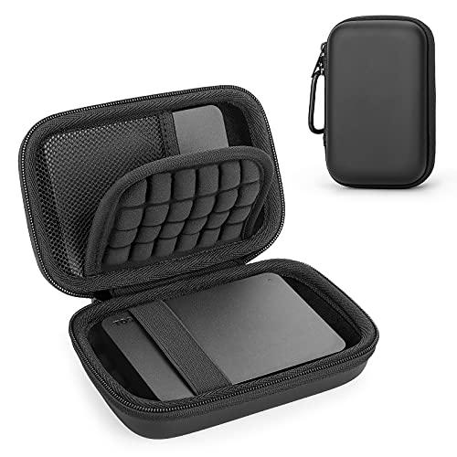 Funda Estuche para Toshiba Canvio Basics 2.5 & WD Elements & Seagate Disco Duro Portatil con USB...