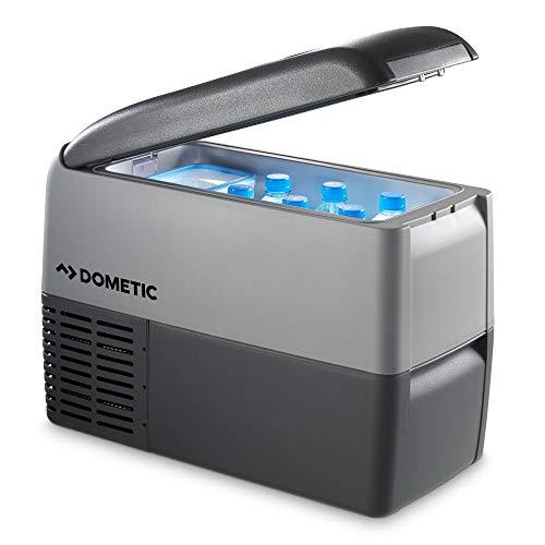 Dometic CoolFreeze CDF 26 - Nevera portátil de compresor, conexiones 12 / 24 / 230 V,...