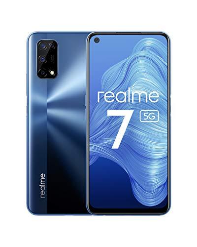 realme 7 5G - smartphone de 6.5, 6GB RAM + 128GB de ROM, 120Hz Ultra Smooth Display, 48MP Quad...