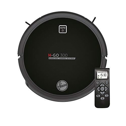 Hoover H-GO 300 HGO310 Robot Aspirador, Bateria Litio de 120 mins, Motor Inverter, Filtros Epa,...