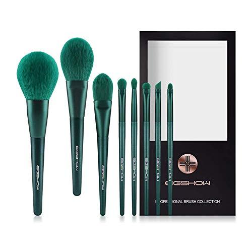 Brocha Maquillaje, Eigshow, juego de pinceles de maquillaje professional cosméticos sintéticos,...