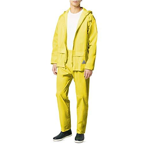 Result - Traje Impermeable /Conjunto Impermeable / chubasquero 2 piezas (conjunto chaqueta y...