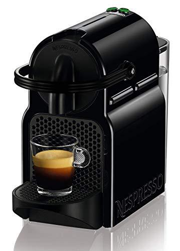 Nespresso De'Longhi Inissia EN80.B - Cafetera monodosis de cápsulas Nespresso, 19 bares, apagado...