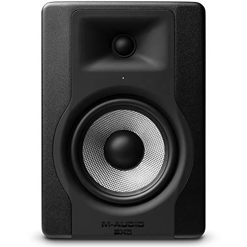 M-Audio BX5 D3 - Monitor de estudio / Altavoz activo profesional bidireccional, 100 W con woofer...