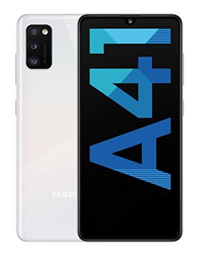 Samsung Galaxy A41 Blanco, SM-A415FZWDEUB