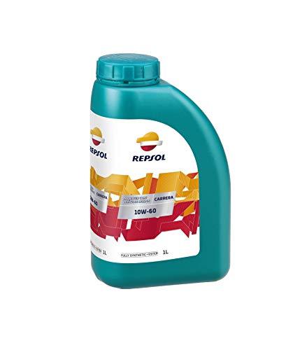 REPSOL Carrera 10W60 Aceite De Motor Para Coche, 1L