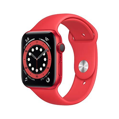 AppleWatch Series6 (GPS+Cellular, 44 mm) Caja de aluminio (PRODUCT)RED - Correa deportiva...