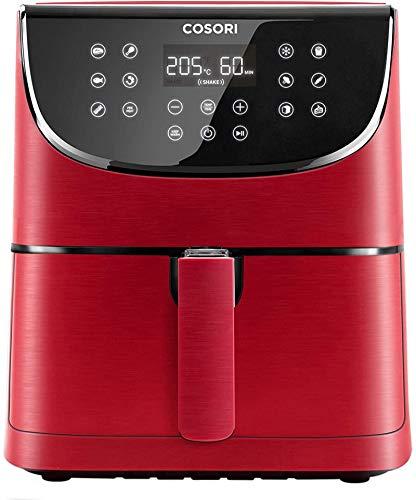 COSORI Freidora de aire caliente, 5,5 l, tamaño XXL, con pantalla táctil LED, 11 programas, modo...
