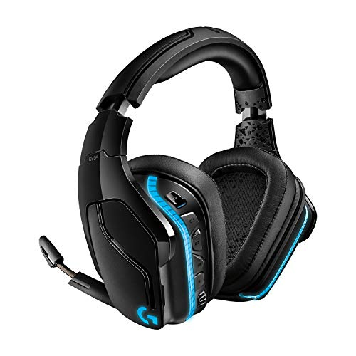 Logitech G935 Auriculares Gaming RGB Inalámbrico, Sonido 7.1 Surround,DTS Headphone:X...