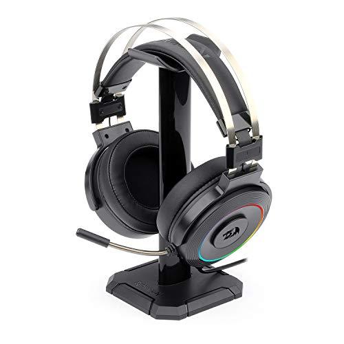 Redragon LAMIA 2 H320 RGB Auriculares para gaming 7.1 - Audio de Alta Definición + Potentes Bajos -...