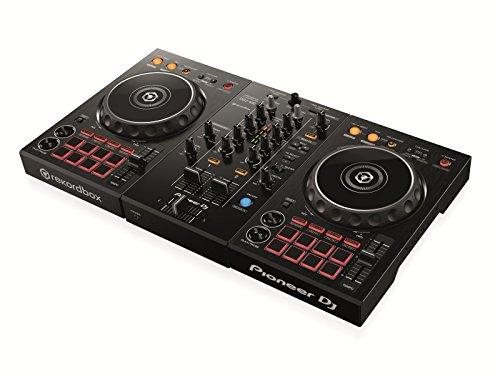 Pioneer DJ DDJ-400, Controlador portátil de 2 canales para DJ