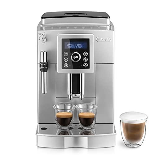 De'longhi ECAM 23.420.SB - Cafetera Superautomática 15 Bares de Presión, Espresso y Cappuccino,...