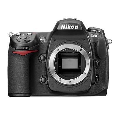 Nikon D300 - Cámara Réflex Digital 12.3 MP (Objetivo AF-S VR DX 16-85 mm 3.5-5.6G ED)