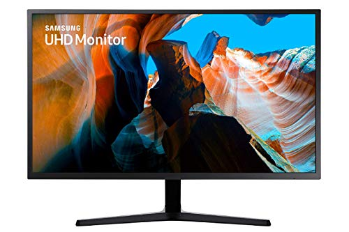 Samsung U32J592 - Monitor de 32'' (4K, 4 ms, 60 Hz, FreeSync, Flicker-Free, LED, VA, 16:9, 3000:1,...