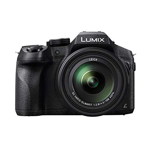 Panasonic Lumix DMC-FZ300EFK - Cámara Digital, Color Negro [Versión Importado]