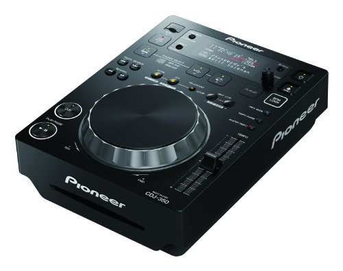 Pioneer CDJ-350 mezclador DJ - Mezclador para DJ (24 Bit, 97 Db, 0.007%, 18 W, 218 x 301.1 x 106.6...