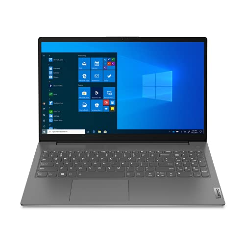 Lenovo V15 ILL - Portátil 15.6' FullHD (Intel Core i5-1035G1, 8GB RAM, 256GB SSD, Intel UHD...