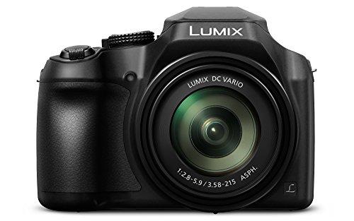 Panasonic Lumix DC-FZ82 - Cámara Bridge de 18.1 MP (Zoom de 60X, Objetivo F2.8-5.9 de 20-1200 mm,...