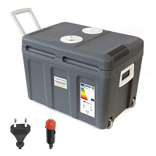 Dino Fuerza del paquete 131002Thermo caja termoeléctrica–Nevera portátil eléctrica 40L...