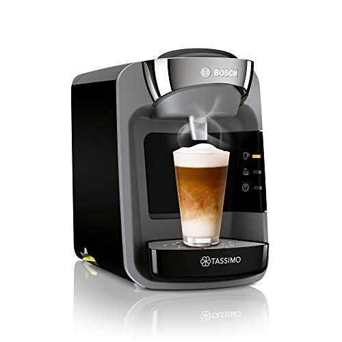 Bosch Tassimo Suny TAS3202 - Cafetera multibebidas automática de cápsulas con sistema SmartStart,...