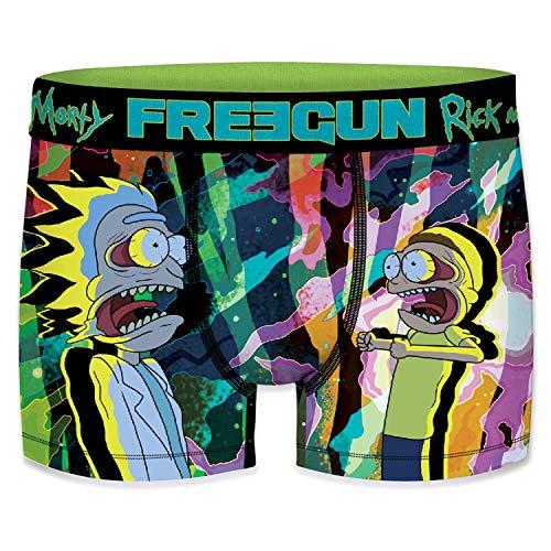 Freegun Bóxer para Hombre - Rick And Morty