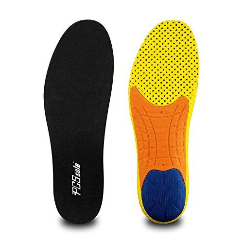 PCSsole Sottopiede sportivo, ammortizzante e ammortizzante del piede, adatto per camminare e...