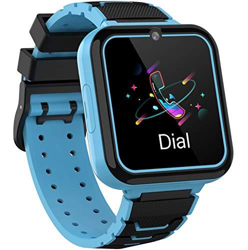 Smooce Smartwatch para Niños, Reloj Inteligente Niños Teléfono con 1.54 Pulgadas Pantalla...