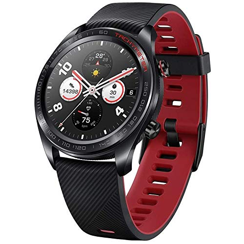Honor Reloj Magic SmartWatch de 1,2 Pulgadas AMOLED con Pantalla Táctil HD, Pulsómetro y Monitor...