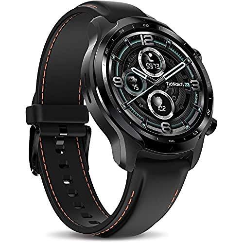 TicWatch Pro 3 LTE Smartwatch, Wear OS de Google, conectividad celular de Vodafone OneNumber y...